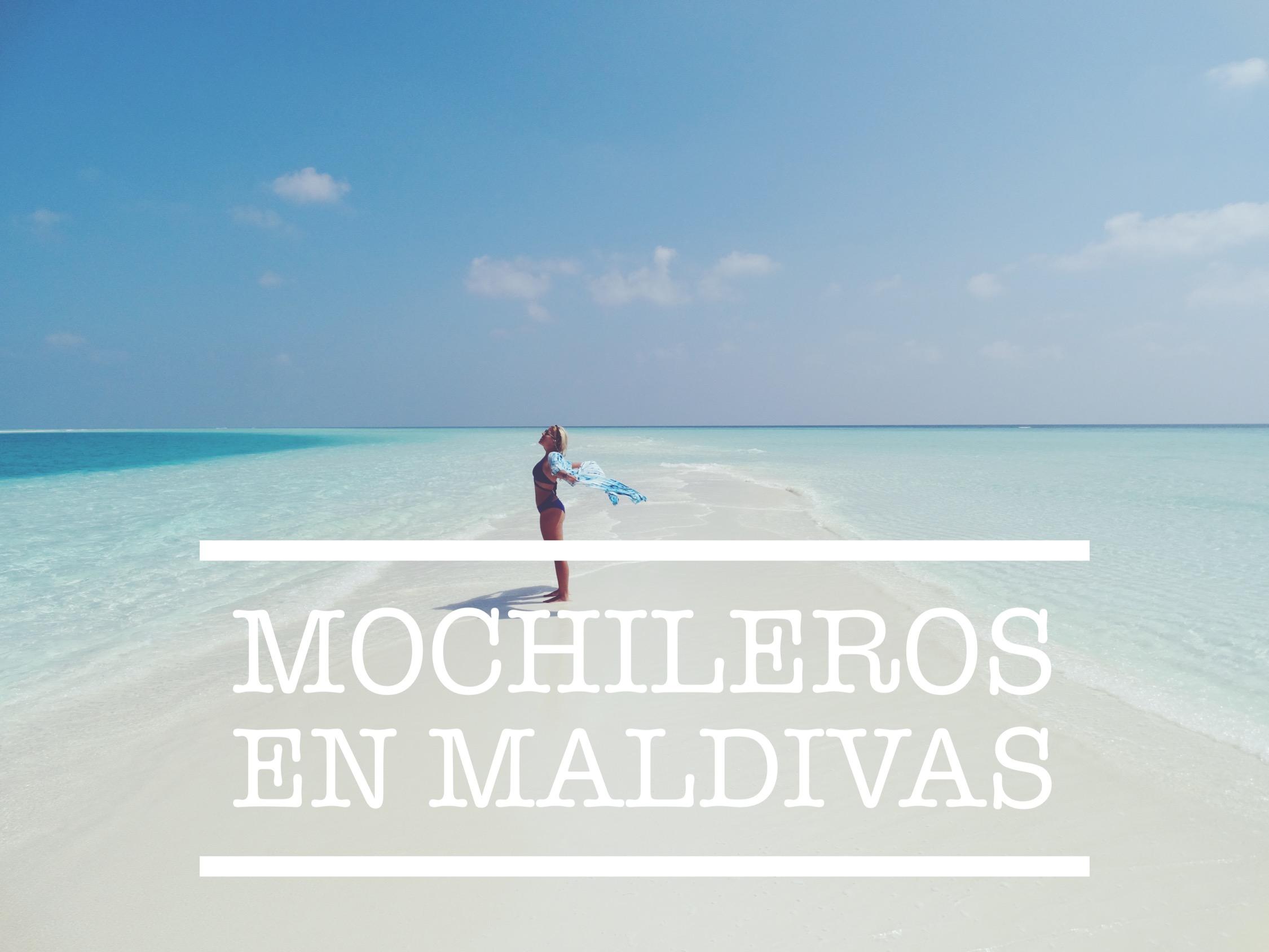 GUÍA PARA MOCHILEROS EN MALDIVAS