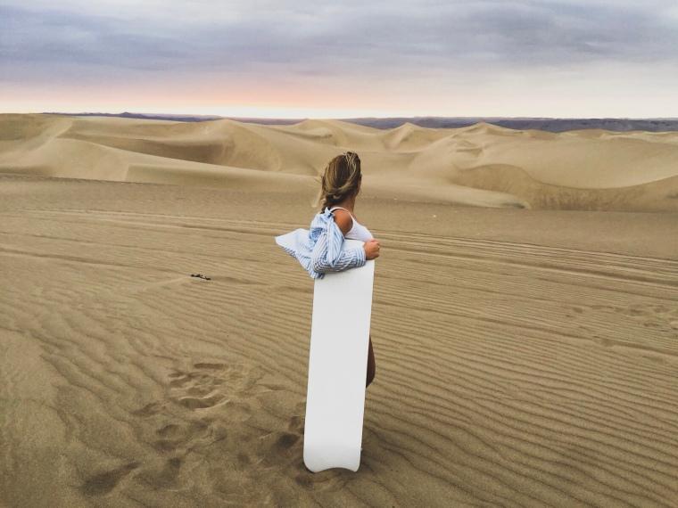 Desierto de Ica