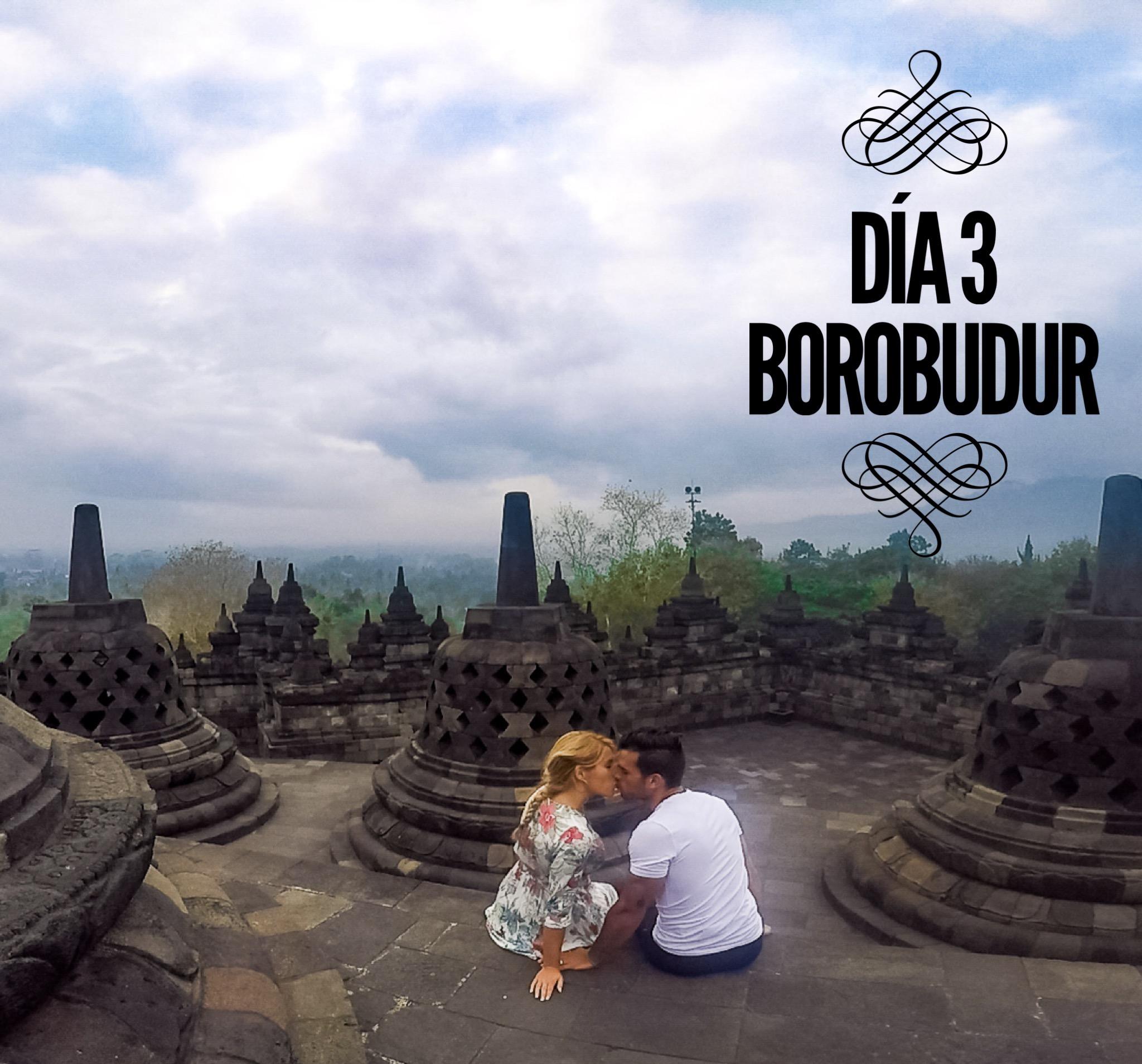 Indonesia día 3: Amanecer en Borobudur + traslado a los pies del volcán Bromo